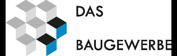Das Baugewerbe Logo